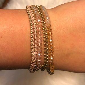 RETIRED Chloe and Isabelle wrap bracelet 💎